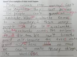 sarcasm doesn    t translate  essays on the environmentthe monkeys will have no home and people and animals will die in an avalanche