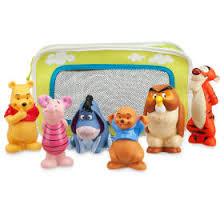 pooh kids bathroom decor