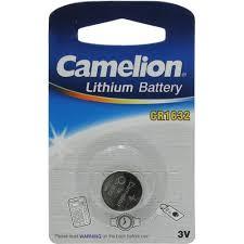 <b>Батарейка CR1632 Camelion</b> CR1632 1 шт. — купить в городе ...