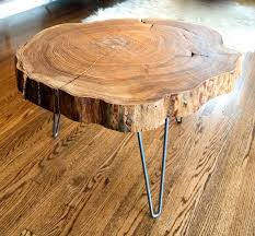 table stump complete coffee awesome tree trunk coffee table