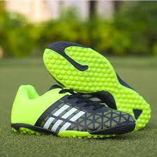 Men Football Soccer Boots Athletic Soccer Shoes <b>2018 New</b> ...