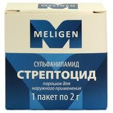 «<b>Антисептическое средство</b> Фармстандарт СТРЕПТОЦИД ...