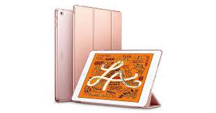 For iPad Mini 5 (2019) Smart <b>Case</b> Slim Folio <b>Cover 3</b>-<b>fold Stand</b> ...