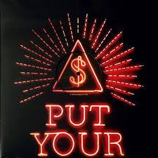 <b>Arcade Fire</b> - <b>Put</b> Your Money On Me (2018, Red Translucent 180g ...