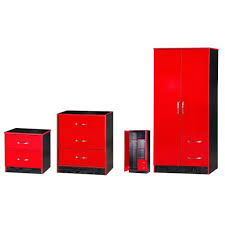 ideas with red fabulous red and black gloss bedroom furniture 96 remodel inspirational home decorating with red and black brilliant 14 red furniture ideas furniture