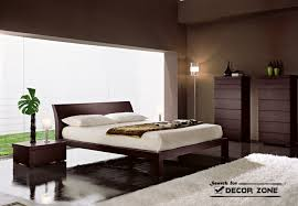 modern bedroom colors brown furniture