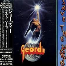 <b>Geordie</b> - <b>Save The</b> World (1976) flac