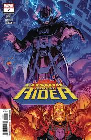 Cosmic <b>Ghost Rider</b> #2 (2018) 2nd <b>Printing</b> Variant Cover by Geoff ...