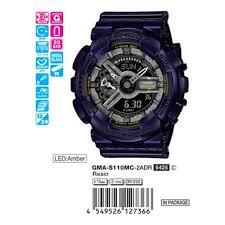 Наручные <b>часы CASIO GMA</b>-<b>S110MC</b>-<b>2A</b> — купить в интернет ...