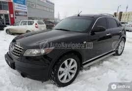 Продажа подержанного легкового автомобиля Infiniti FX ...