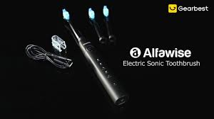 <b>Alfawise SG</b> - <b>949</b> Sonic Electric Toothbrush - Gearbest.com ...