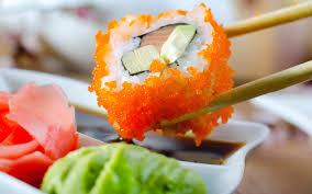 Resultado de imagen de despedida soltera sushi