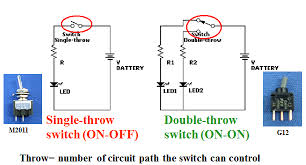 wiring diagram of a double throw switch on wiring images free Single Pole Double Throw Switch Diagram series 1 nkk switches · source spst single pole double throw light switch diagram