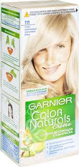 Краска для <b>волос</b> Garnier Color Naturals 111 <b>Суперосветляющий</b> ...