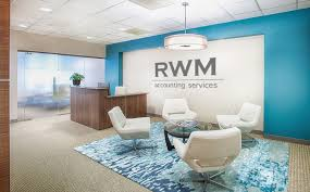 led logos and lighting on pinterest blue glass top modern office