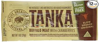 Bison Pemmican Meat Bars with Buffalo ... - Amazon.com