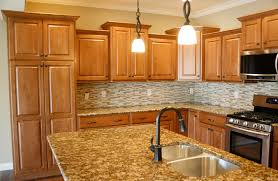 kitchen cabinets with granite countertops:  images about granite kitchen countertops on pinterest countertops cabinets and honey oak cabinets