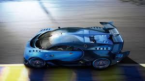 Of Bugattis Meet The Real Version Of Bugatti39s Vision Gran Turismo Video Game