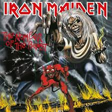 <b>Iron Maiden</b> - The <b>Number</b> Of The Beast [LP] - Amazon.com Music
