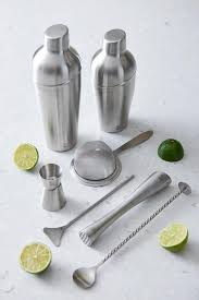 Cocktail shaker 700ml <b>3 pieces</b>