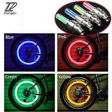 ZD <b>4pcs Motorcycle Car</b> Tyres Valve Covers Light For Ford Focus ...