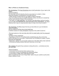write analytical essay  dnnd my ip mewrite analytical essay how to write an analytical essay steps write analytical essay how to write