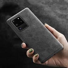 <b>LANGSIDI Luxury</b> Leather <b>phone</b> case For Samsung s20 ultra plus ...