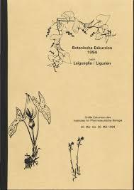 (PDF) Botanische Exkursion Laigueglia/Ligurien 20.5.-30.5.1994