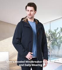 <b>ICEbear 2019</b> Trench Coat For <b>Men</b> Hat Detachable Autumn <b>Men</b> ...