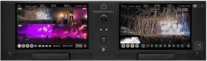 Atomos Shogun Studio II 3RU Rackmount 4K Dual ... - Amazon.com