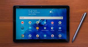 Обзор <b>Huawei MediaPad M5</b> lite 10 — универсальный <b>планшет</b>