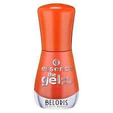 <b>Лак для ногтей</b> Gel nail (<b>Essence</b>) купить в Интернет-магазине ...