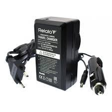 <b>Зарядное устройство Relato</b> CH-P1640 / LP-E6 для Canon LP-E6 ...