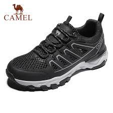 CAMEL New <b>Men</b> Women <b>Outdoor</b> Mesh Hiking Shoes <b>Durable</b> ...