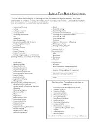 skills to list on a resume   expocity netcomputer skills section resume