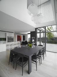 decoration awesome dinning room with design furniture modern white wall color white floor cheramic and be awesome black white wood modern design amazing