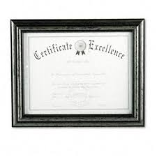 <b>Home</b> & Garden Antique Charcoal Document Frame Various Size ...