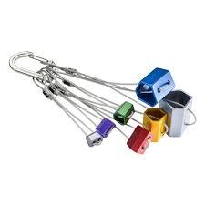 <b>Стоппер Black Diamond Wired</b> Hexentric Nut Set #4-10 - купить в ...