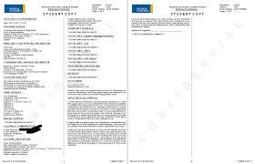 required documents graduate ryerson university statement