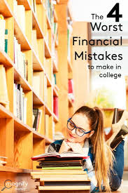 17 best ideas about college years college study the 4 worst financial mistakes to make in college