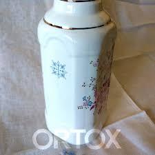Купить <b>сосуд для святой воды</b> с цветочками
