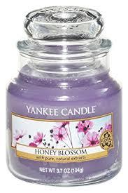 <b>Ароматическая свеча</b> Honey Blossom Yankee Candle купить ...
