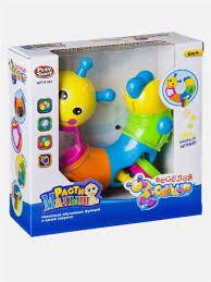 """Развивающая игрушка """"<b>Веселая гусеница</b>"""" <b>Play Smart</b>. 11093178 ..."""