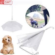 Yonger Transparent Pet <b>Umbrella</b> Shrinkable Dog <b>Umbrella</b> ...