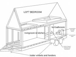 Tumbleweed Tiny House Floor Plans Tiny House On Wheels Plans    New Tiny House Interiors Tiny House On Wheels Plans