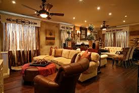 image credit amarant design and build center beige sectional living room