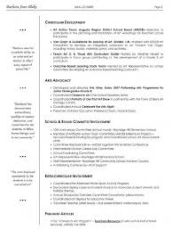 artist resume examples resume sample artist resumes sample