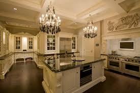luxurious kitchen appliances