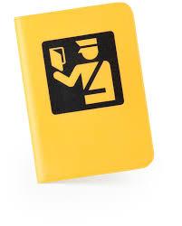 <b>Обложка для паспорта</b> «Паспортный контроль»