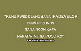 Sweet Messages For Girlfriend Tagalog | Love Quotes Tagalog via Relatably.com